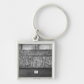 Sarcophagus of St. Quitterie Keychain