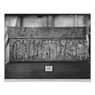 Sarcophagus of St. Quitterie Poster