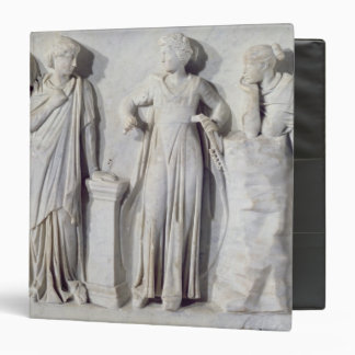 Sarcophagus of the Muses 2 3 Ring Binder