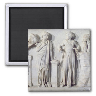 Sarcophagus of the Muses 2 Magnet