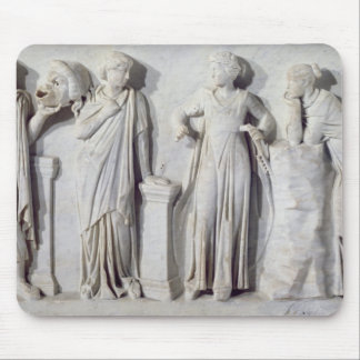 Sarcophagus of the Muses 2 Mouse Pads