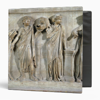 Sarcophagus of the Muses Binder