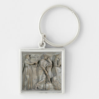 Sarcophagus of the Muses Keychain