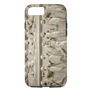 Sarcophagus of the Muses, Roman (marble) iPhone 7 Case