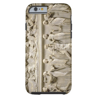Sarcophagus of the Muses, Roman (marble) Tough iPhone 6 Case