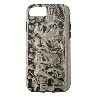 Sarcophagus with relief depicting Prometheus and t iPhone 8/7 Case