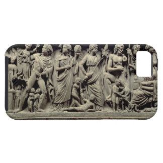 Sarcophagus with relief depicting Prometheus and t iPhone SE/5/5s Case