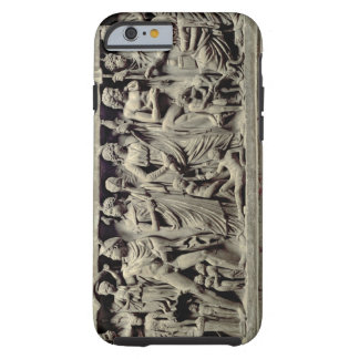Sarcophagus with relief depicting Prometheus and t Tough iPhone 6 Case