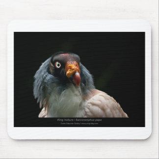 Sarcoramphus papa - King Vulture 01 Mouse Pad