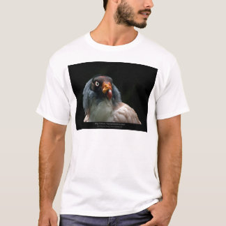 Sarcoramphus papa - King Vulture 01 T-Shirt