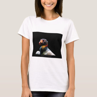 Sarcoramphus papa - King Vulture 02 T-Shirt