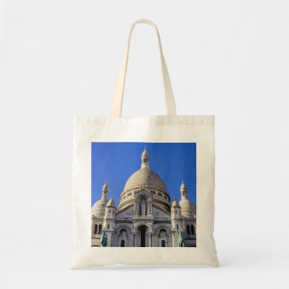 Sarcre Coeur Basilica In Paris, France Tote Bag