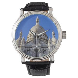 Sarcre Coeur Basilica In Paris, France Wrist Watch