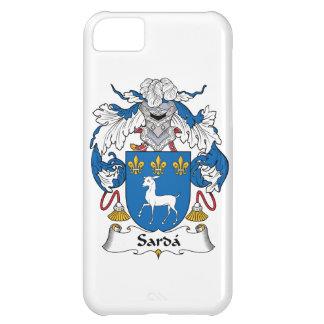 Sarda Family Crest Case For iPhone 5C