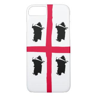 Sardegna 4 volte - iPhone 7 case