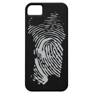 Sardegna, impronta (caso del iphone) funda para iPhone SE/5/5s