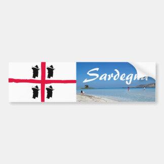 Sardegna Paradise Sticker Bumper Stickers