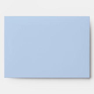 Sardine Tin in Blues Envelope