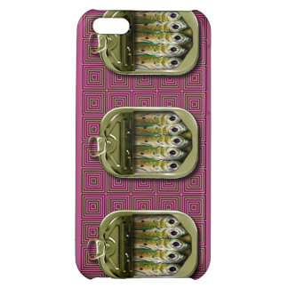 sardine tins cover for iPhone 5C