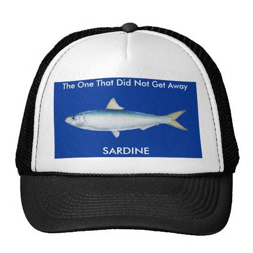 Sardinella Aurita (Sardine) Trucker Hat