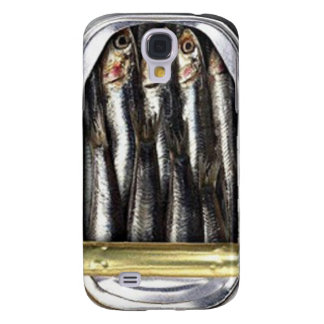 Sardines Galaxy S4 Case