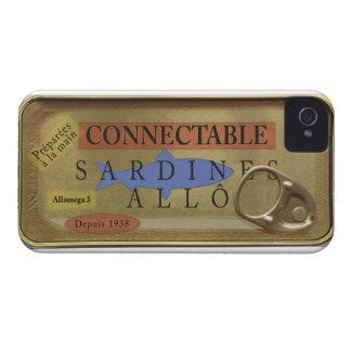 Sardines Hello iPhone 4 Case