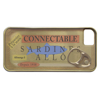 Sardines Hello iPhone SE/5/5s Case