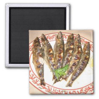 Sardines Magnet
