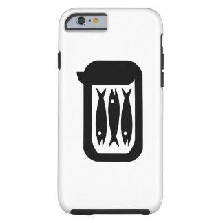 Sardines Pictogram iPhone 6 Case