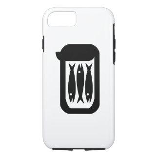 Sardines Pictogram iPhone 7 Case