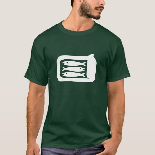 Sardines Pictogram T_Shirt