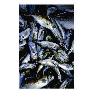 Sardines Customized Stationery