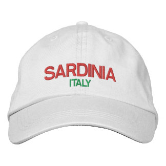 Sardinia Adjustable Hat