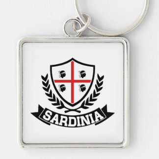 Sardinia Italia Keychain