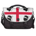 Sardinia (Italy) Flag Laptop Computer Bag