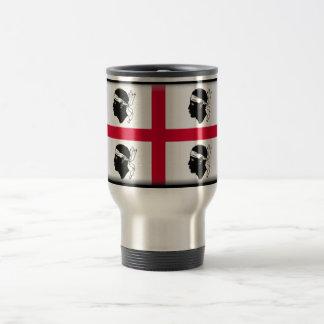 Sardinia (Italy) Flag Coffee Mug