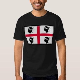 Sardinia (Italy) Flag T Shirts
