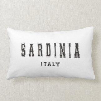 Sardinia Italy Pillow