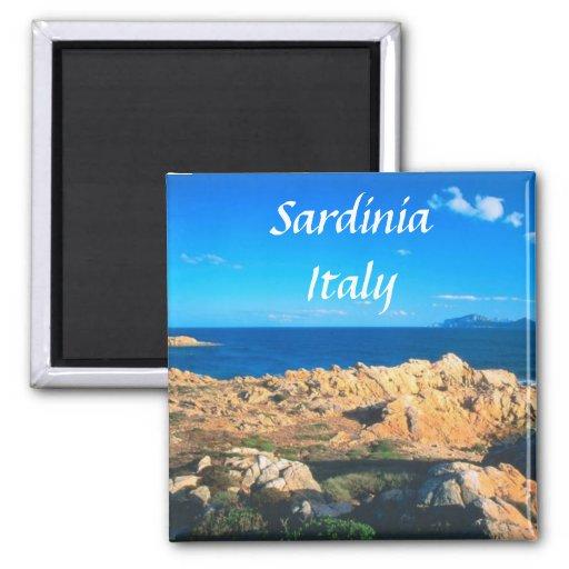 Sardinia Italy Travel Souvenir Fridge Magnet