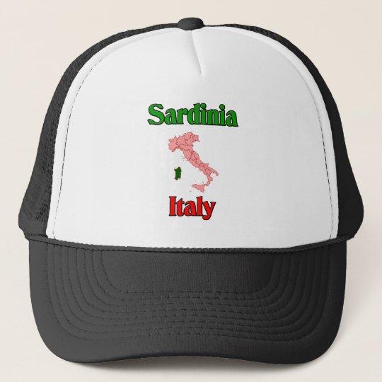 Sardinia Italy Trucker Hat