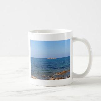 Sardinia seascape in summer coffee mug