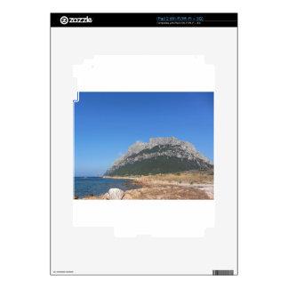 Sardinia seascape in summer iPad 2 decal