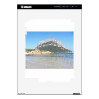 Sardinia seascape in summer iPad 3 decals