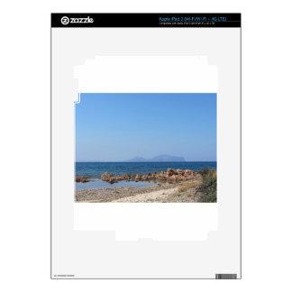 Sardinia seascape in summer skin for iPad 3