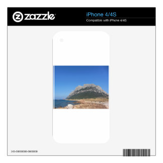 Sardinia seascape in summer skin for iPhone 4S