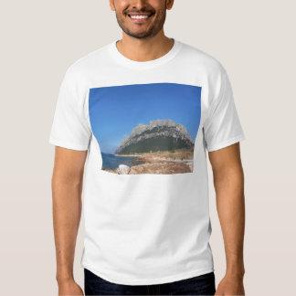 Sardinia seascape in summer t-shirt