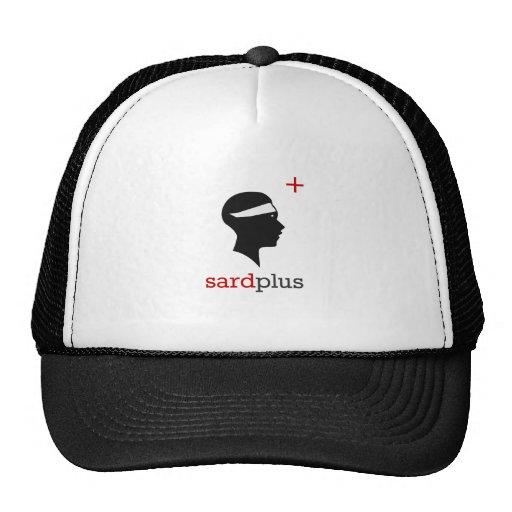 Sardinian pride trucker hat