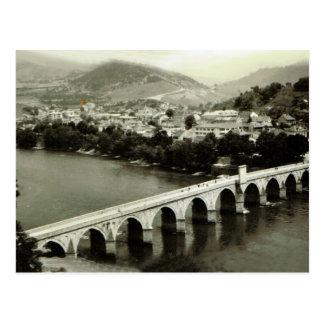 Sarejevo Postcard