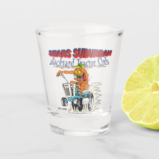 Sarge Shot Glass