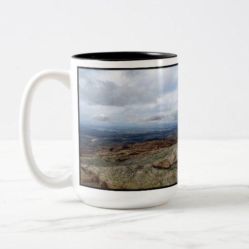 Sargent Mountain Summit Mug - 1
